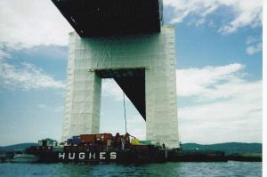 infrastructure painting, bridge coating